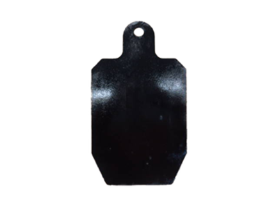 "3/4 Size IPSC Rifle Target 1"" AR500"